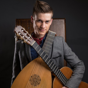Jonas K. 'Spanish Guitar & Renaissance Lute' - Multi-Instrumentalist / Jazz Guitarist in Boston, Massachusetts