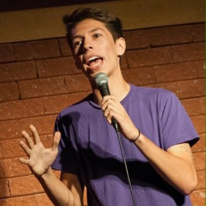 Jonathan Janas - Stand-Up Comedian in Columbia, Missouri
