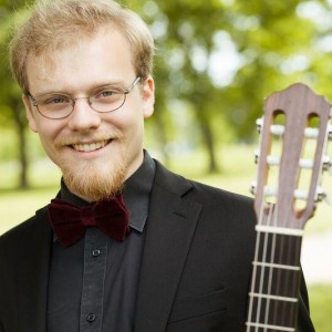Jonathan Stuchbery - Classical Guitar - Classical Guitarist in Montreal, Quebec