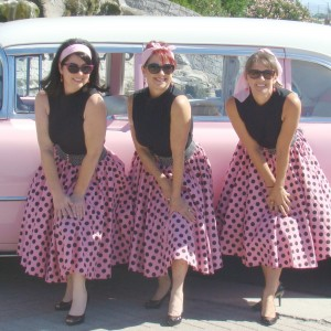 Jonnie Fox and the Satinettes - Oldies Music / Doo Wop Group in Temecula, California