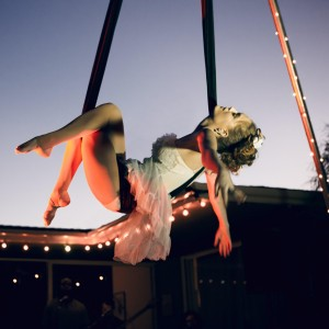Jordan Chantel - Aerialist / Actress in Burbank, California