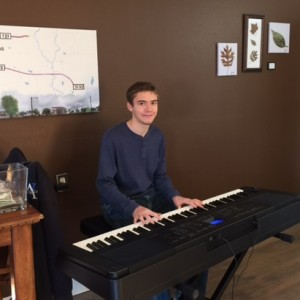 Jordan Green - Classical Pianist in Van Alstyne, Texas