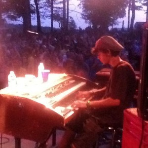 Jordan Seager - Jazz Pianist in Avoca, New York