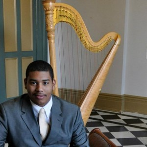 Jordan Thomas - Harpist in Chicago, Illinois