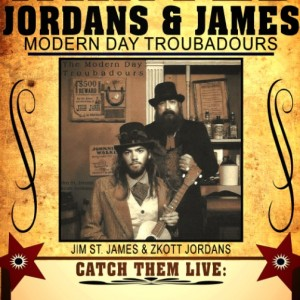 Jordans and James - Americana Band in La Porte, Indiana