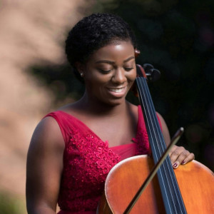 Jordyn Speakman - Cellist in Atlanta, Georgia