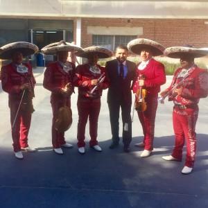 Jorge Sandoval El Amo De Michoacan  - Mariachi Band in Los Angeles, California