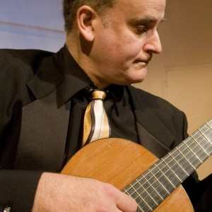 Jose Manuel Lezcano - Classical Guitarist in Keene, New Hampshire