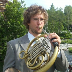 Joseph Gill, French horn - Brass Musician in Concord, New Hampshire