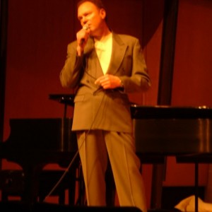 Joseph Meyer, Vocalist - Jazz Singer / Cabaret Entertainment in Denver, Colorado