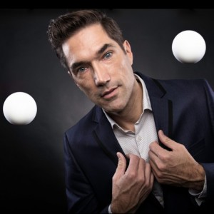 Josh Casey - Comedy Juggler - Corporate Comedian / Balancing Act in Madison, Wisconsin
