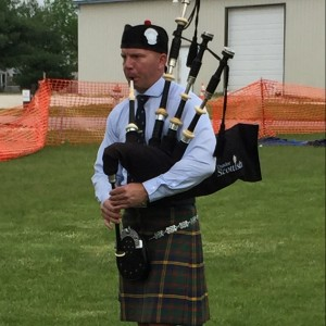 Josh Cunningham - Bagpiper in Elgin, Illinois