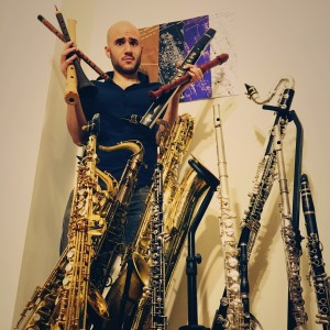 Josh Plotner - Saxophone Player / Woodwind Musician in Brooklyn, New York