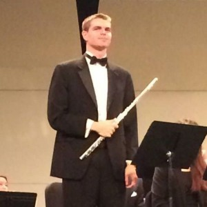 Josh Roberson - Flute Player in Valencia, California