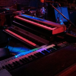Josh Rutherford - Jazz Pianist in Denver, Colorado