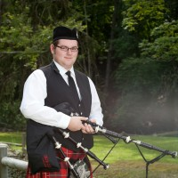 Joshua Carrigan, Bagpiper - Bagpiper in East Bridgewater, Massachusetts