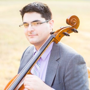 Joshua Colbert - Cellist in Myrtle Beach, South Carolina