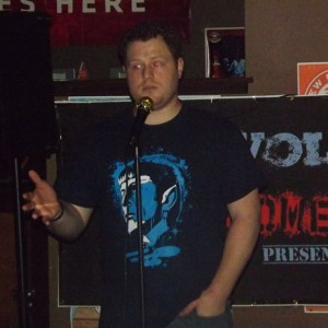 Joshua Fiser - Stand-Up Comedian in Cedar Falls, Iowa