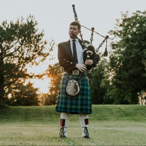 Joshua Robieson - Bagpiper in Bridgeview, Illinois