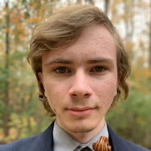 Joshua Rosenthal - Violinist in Damariscotta, Maine