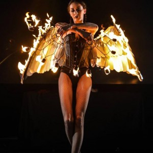 Joules Magus - Fire Performer in Brooklyn, New York