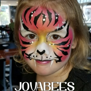 Jovabees Face Painting & More - Face Painter in Grand Junction, Colorado