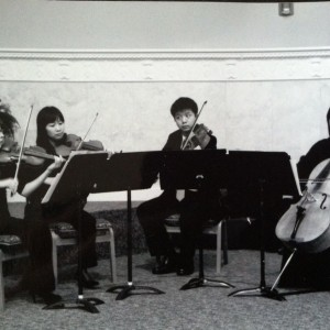 Joy Musics - String Quartet / Violinist in Dayton, Ohio