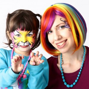 Joyful Canvas - Face Painter / Super Hero Party in Lancaster, Pennsylvania