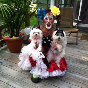 Joygems Clown Entertainment..Miss Bubbleheart - Clown in Charlotte, North Carolina