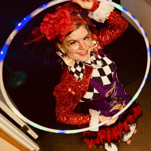 Joyus Magical Creations - Stilt Walker / Hoop Dancer in Nevada City, California