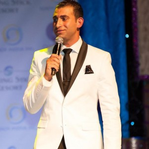 Jozef Naggiar - Host Extraordinaire  - Emcee in New York City, New York