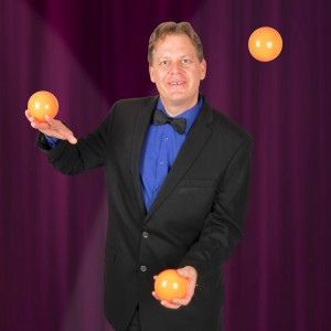 James Reid Juggler Extraordinaire - Juggler in Phoenix, Arizona