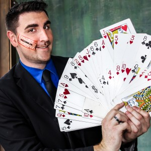 J's Magic - Strolling/Close-up Magician / Halloween Party Entertainment in Peterborough, Ontario