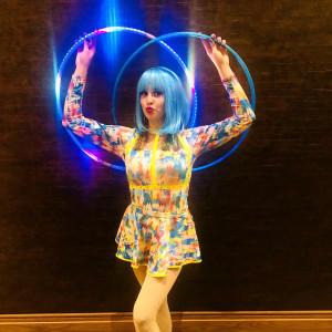 JSpinza - Hoop Dancer in Austin, Texas