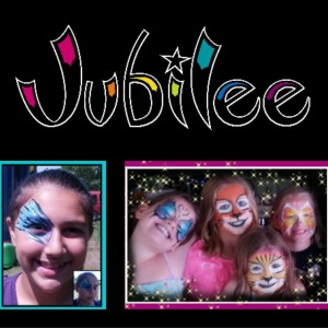 Jubilee - Face Painter / Outdoor Party Entertainment in Milwaukee, Wisconsin