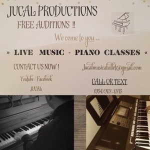 Jucal Producciones - Pianist in Fort Lauderdale, Florida