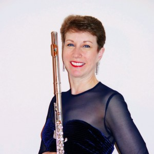 Judi Lampert, classical flutist - Flute Player in Vero Beach, Florida