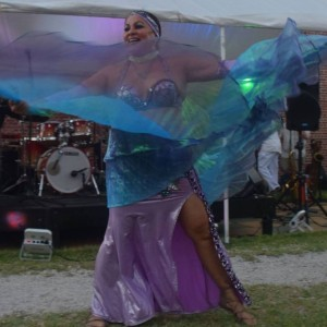 Judith Sahirah - Belly Dancer in Key West, Florida