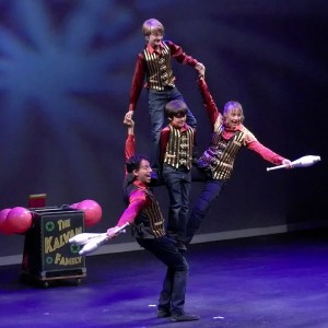 The Kalvan Family - Variety Show / Juggler in Van Nuys, California