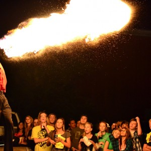 Juggling, Magic, Fire, and More!