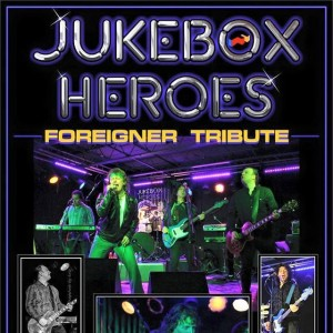 Jukebox Heroes: Tribute to Foreigner - Tribute Band in Toronto, Ontario