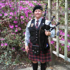 Juli Cochran - Bagpiper / Celtic Music in Myrtle Beach, South Carolina