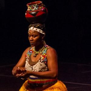 Julia Chigamba and the Chinyakare Ensemble