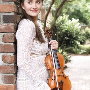 Julia Lensch - Violinist in Chapel Hill, North Carolina