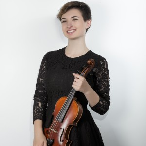Julia Mills - Violinist in Wayne, New Jersey