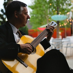 Julian Catford - Classical Guitarist / Flamenco Group in Seattle, Washington