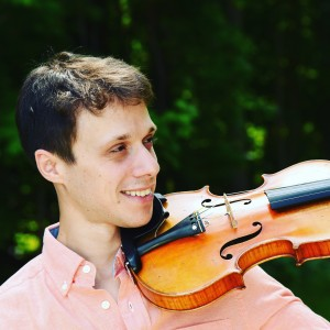 Julian Spiro - Violinist in Lowell, Massachusetts