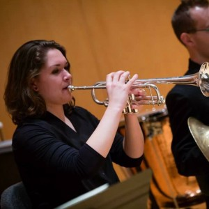 Julie Frank - Trumpet Player / Brass Musician in Cleveland, Ohio