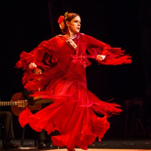 "Julie Galle Baggenstoss ""Julie Moon"" - Flamenco Dancer in Decatur, Georgia"