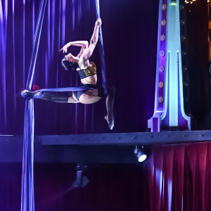 Julie Istvan - Circus Entertainment / Aerialist in Leavenworth, Washington